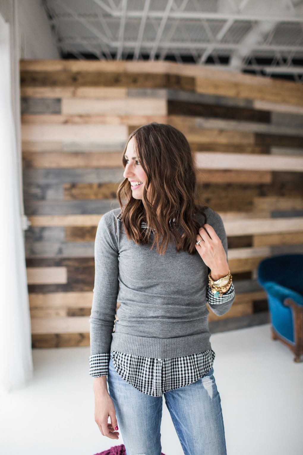 womens fashion clothing-layers layers and more layers keep you warm and on trend