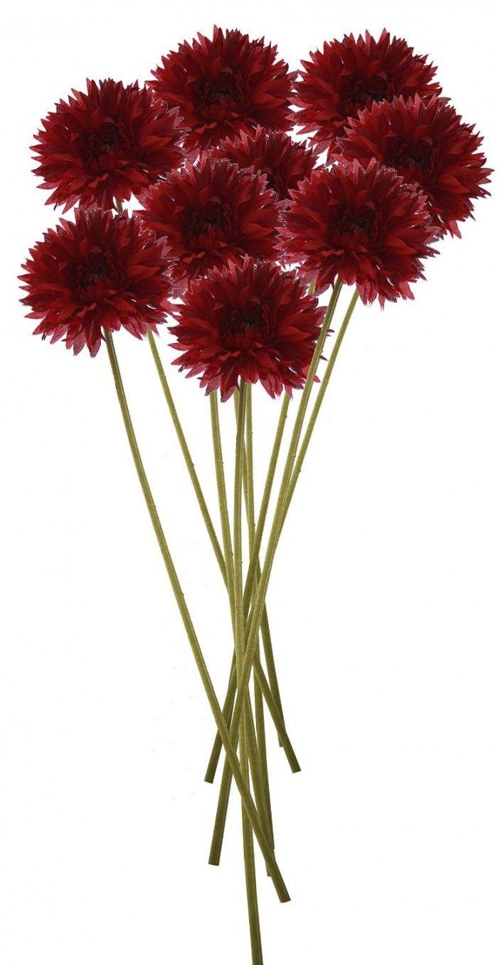 40cm tall artificial gerbera flower red artificial flower 40cm tall artificial gerbera flower red izmirmasajfo