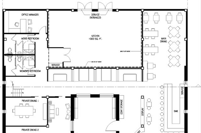 Small Restaurant Floor Plans Restaurant Pinterest Restaurant
