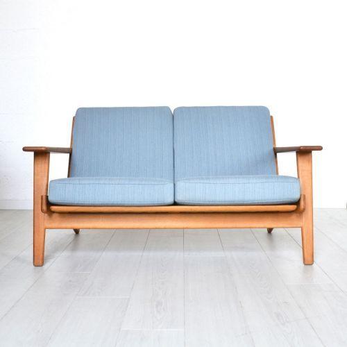 Sofa GE 290 H. J. Wegner per Getama 900 Sogni