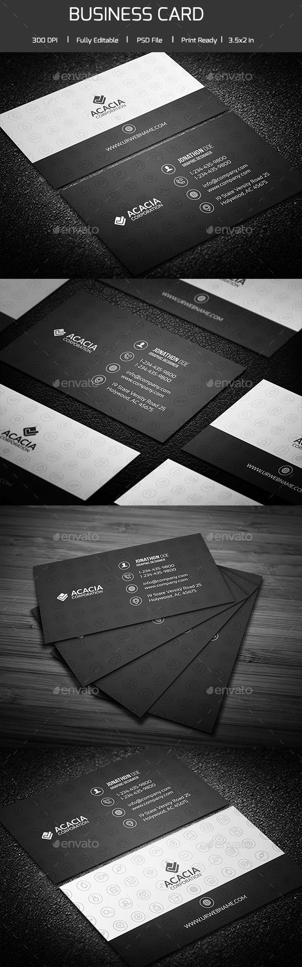 Social icon business card social icons business cards and icons social icon business card photoshop psd indesign print available here https reheart Choice Image