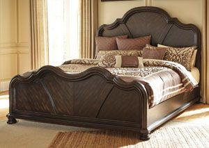 Shardinelle King Panel Bed, /category/bedrooms/shardinelle-king-panel-bed.html
