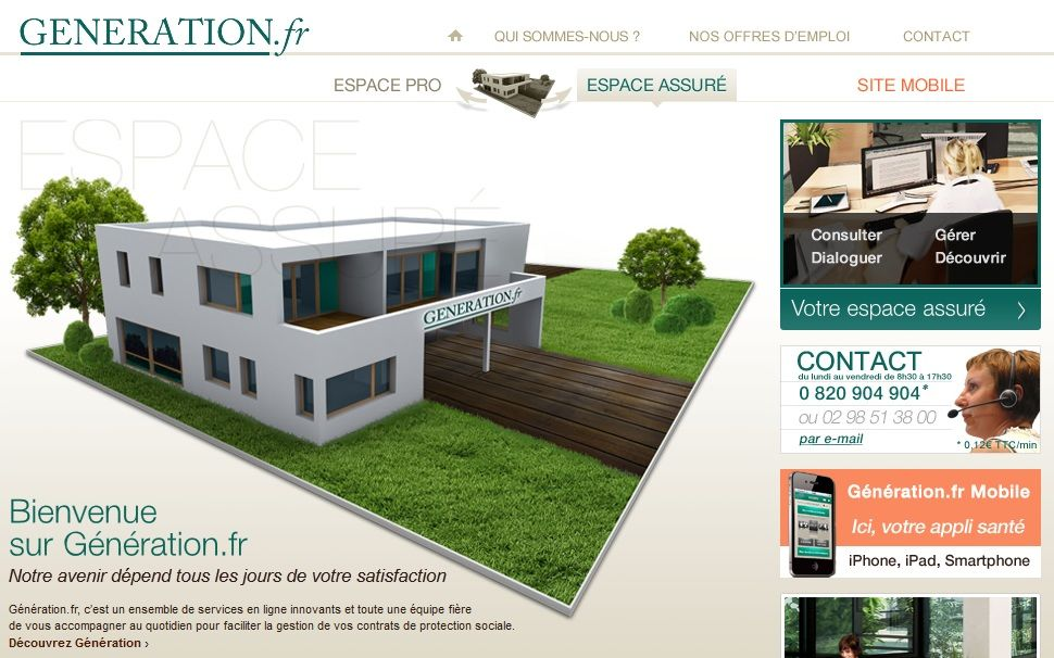 mutuelle generation mutuelle sant pinterest. Black Bedroom Furniture Sets. Home Design Ideas