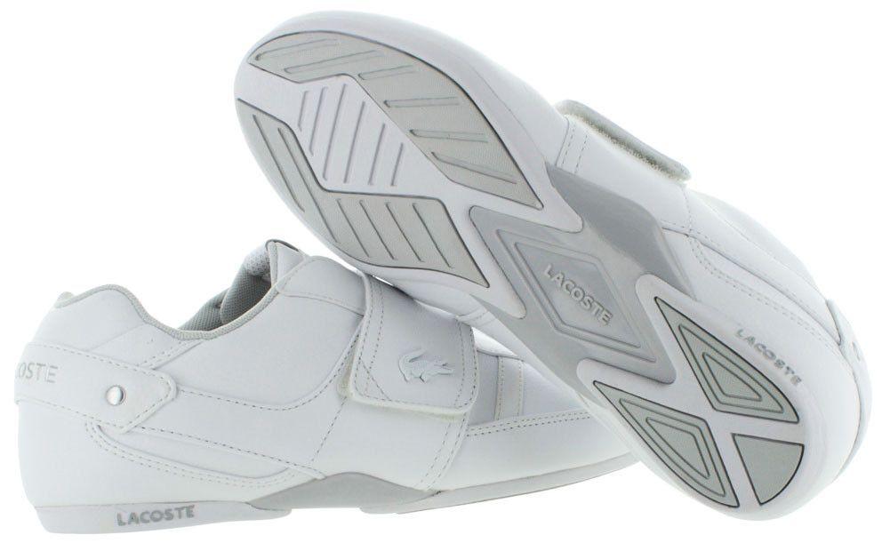 c7039f01e39bb8 Lacoste Protected Prm Men s Strap Fashion Sneakers Shoes