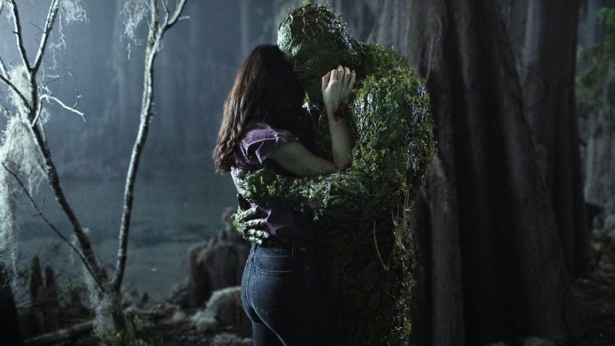 REVIEW: 'Swamp Thing,' Episode 4 - Darkness on the Edge of Town #swampthing