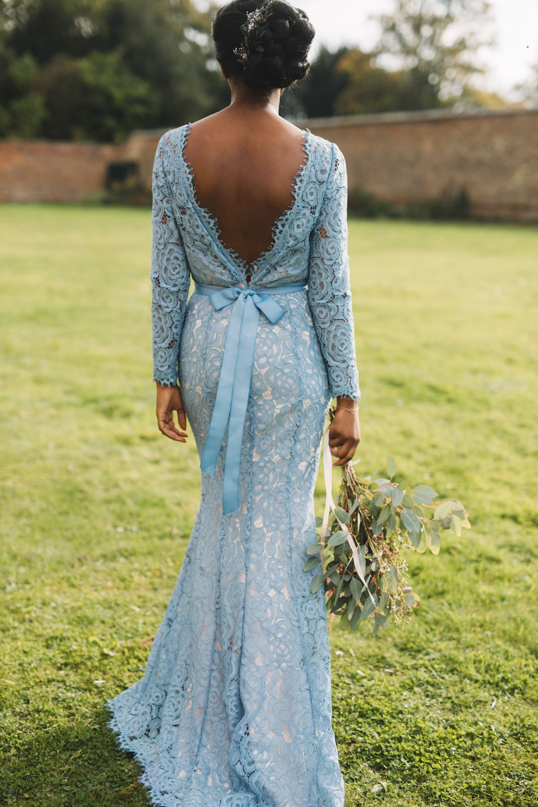 A styled wedding shoot inspired by organic produce, home grown ...