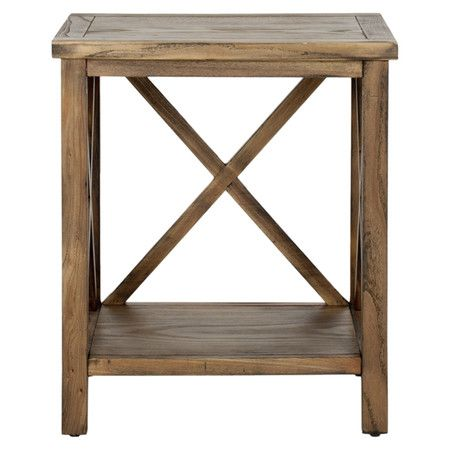 Liam End Table Joss & Main