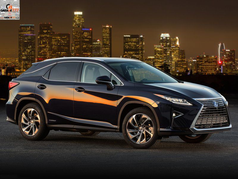 When it comes to Lexus, there isn't much to choose from