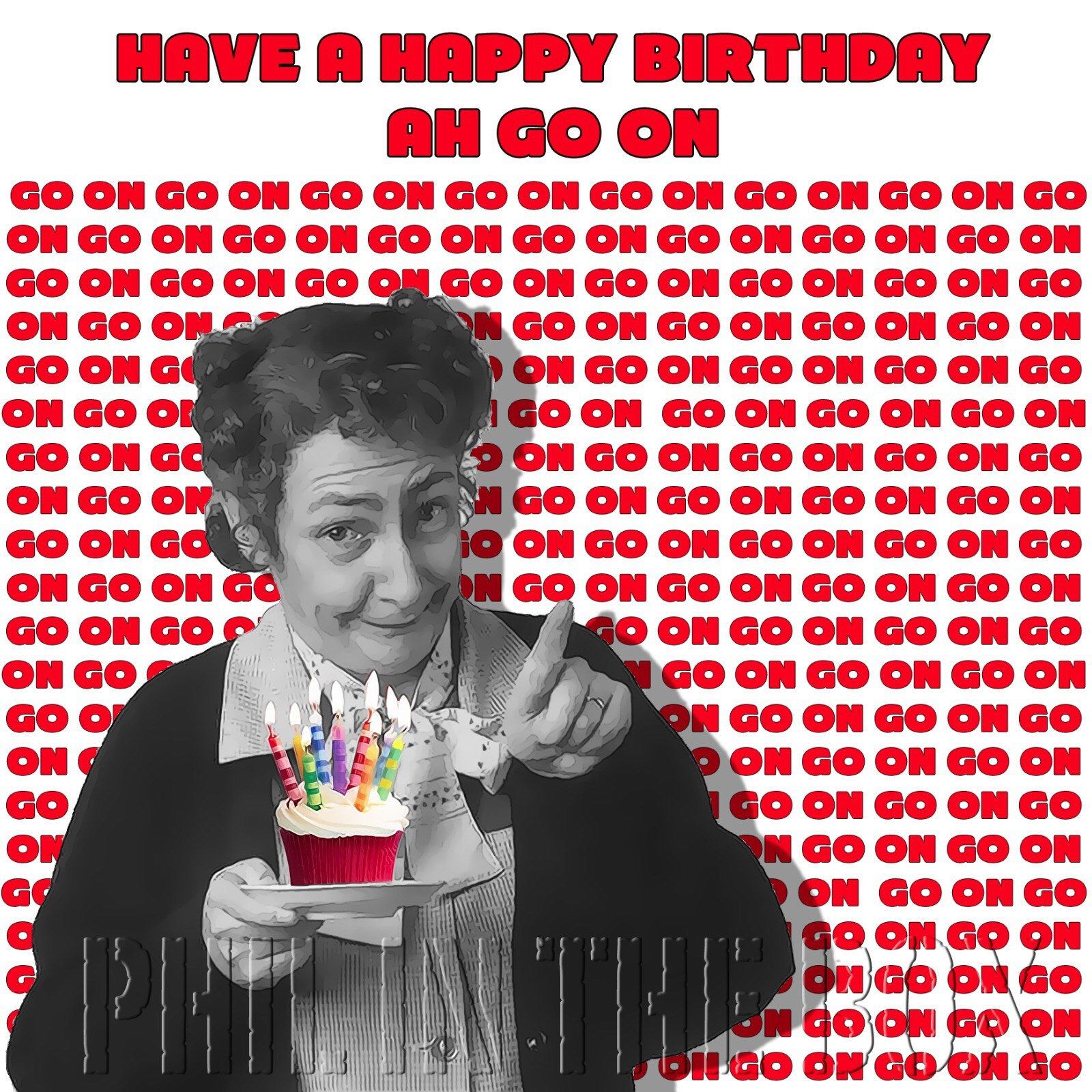 A Personal Favourite From My Etsy Shop Https Www Etsy Com Uk Listing 512015000 Mrs Doyle Birthday Card Father Ted Father Ted Birthday Cards Father