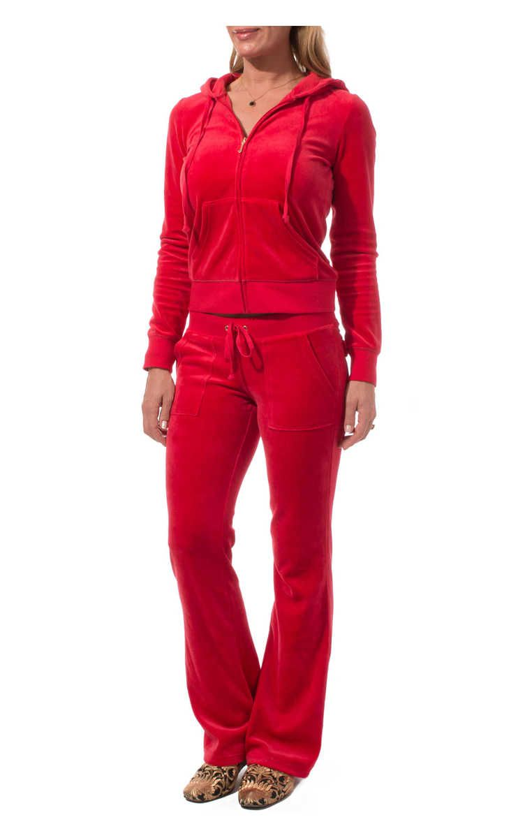 Byxa Velour Del Rey Pants Cordial Juicy Couture Designers Raglady Stylist Outfit Juicy Couture Couture