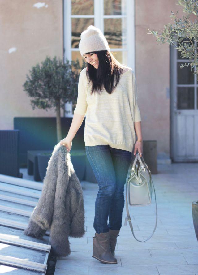 The little world of fashion : tendances dune fashion addict - Blog mode: Sur le toit