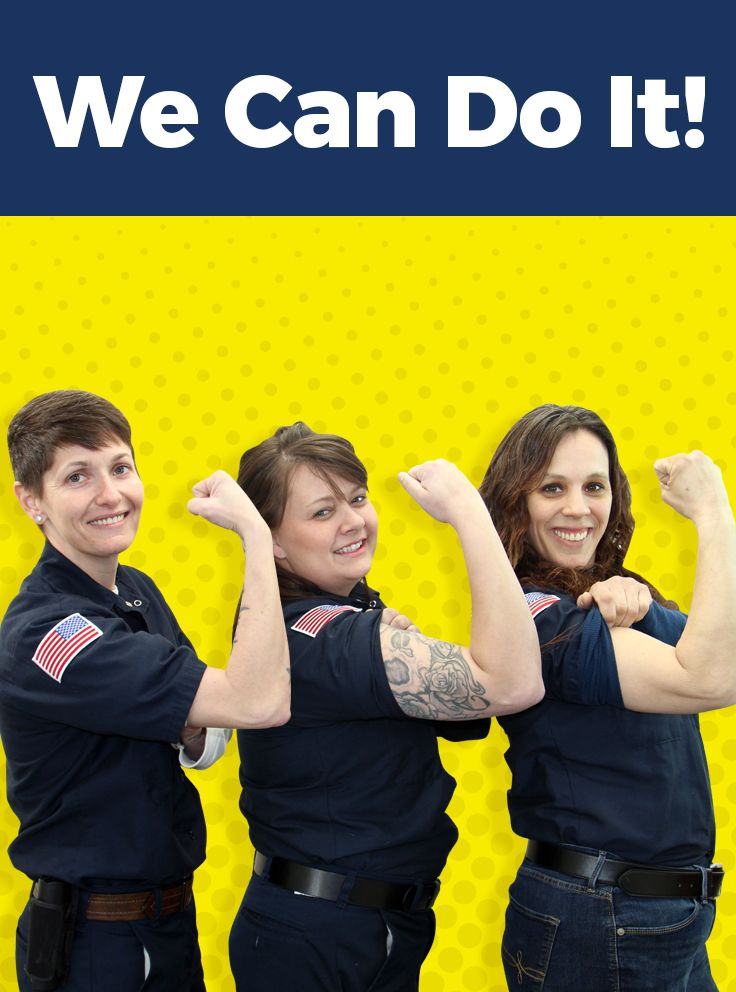 Today is international women's day! We'd like to salute