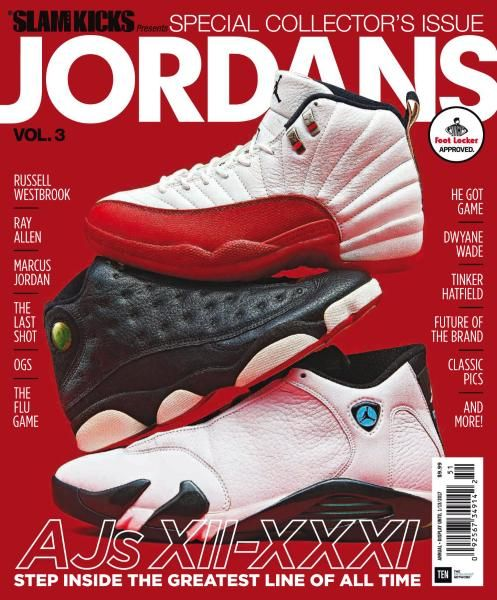 b87f271534b557 Slam s Jordan Kicks - Volume 3 2016