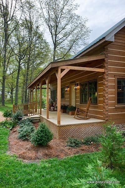 Clayton Log Cabin Honest Abe Log Homes Cabins Log Homes Log Cabin Homes Luxury Log Cabins