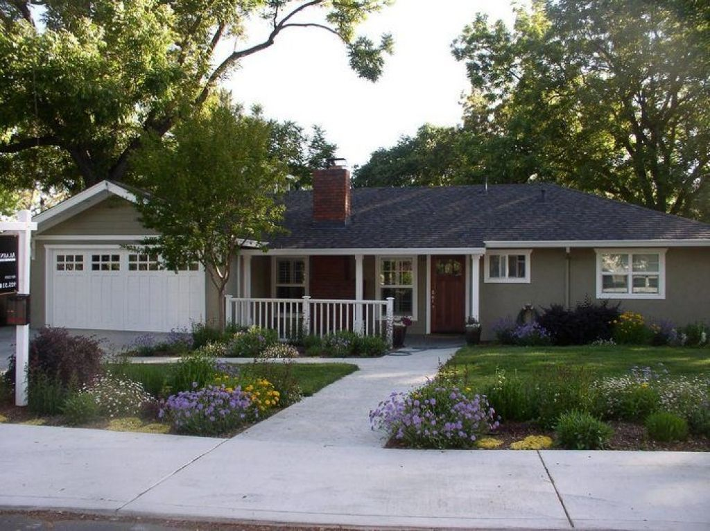 Exterior Color Schemes For Ranch Style Homes Paint Ideas