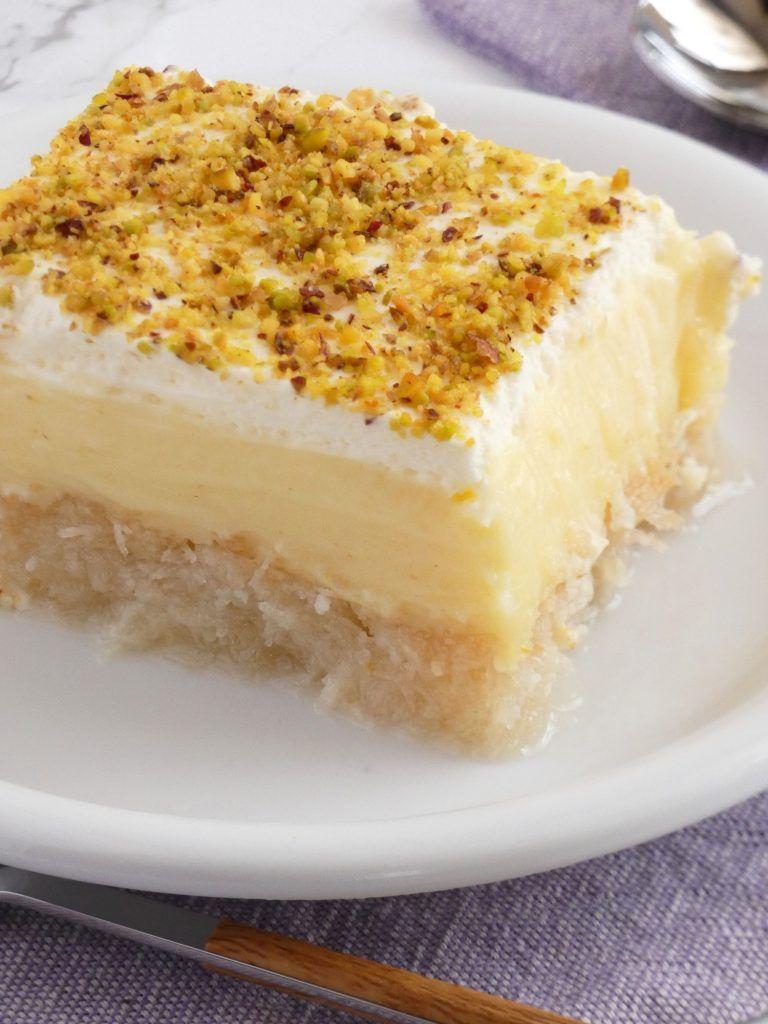 Recipe Ekmek Dessert