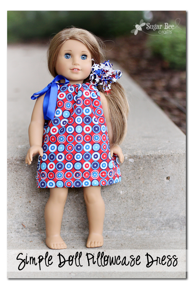 Simple Doll Dress Craft Ideas For Ag Dolls Pinterest Dolls