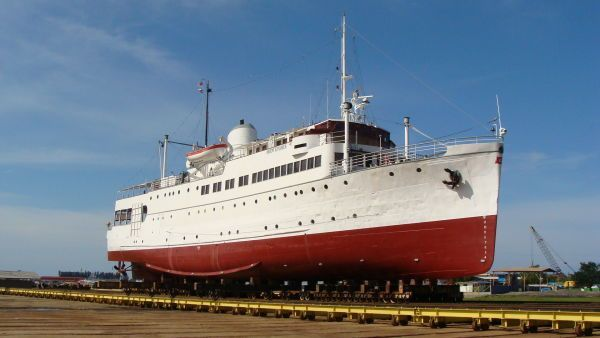 Pullman MY Power Boat For Sale Wwwyachtworldcom Owning A - Classic cruise ships for sale