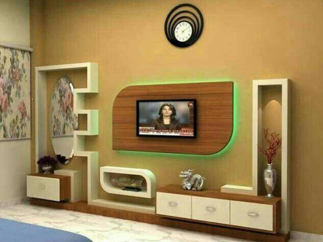 Pin by Rahul sharma on rahul sharma   Pinterest   Tv walls, Tv units ...