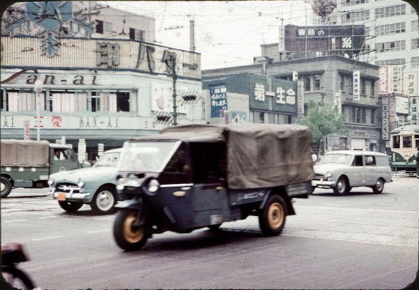 TOKYO 1957 【画像】「三丁目の夕日」の世界、1957年(昭和32年)の ...