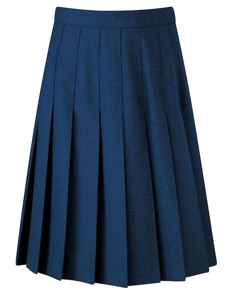 Banner Grey Pleated School Skirts