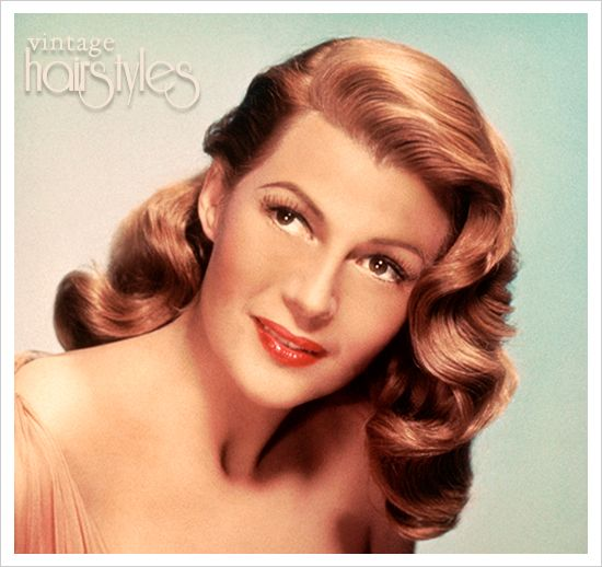 i love this old-fashioned hairstyle                            wonderful and gorgeous woman