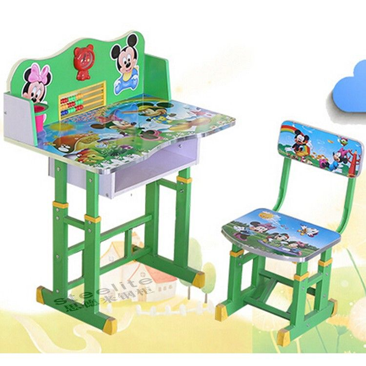 Small Table For Kids Small Cartoon Drawing Painted Kids Study Table Kids Table Pkczcpe Kids Study Table Wooden Dining Table Set Small Tables