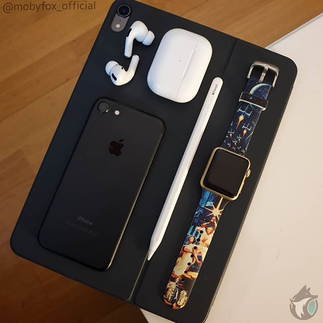 Mobyfox Apple Watch Bands (mobyfox_official