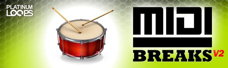 Free Hip Hop MIDI Drum Loops - Most Famous Breaks | Feel