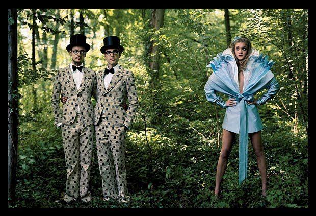 Alice in Wonderland, Annie Leibovitz