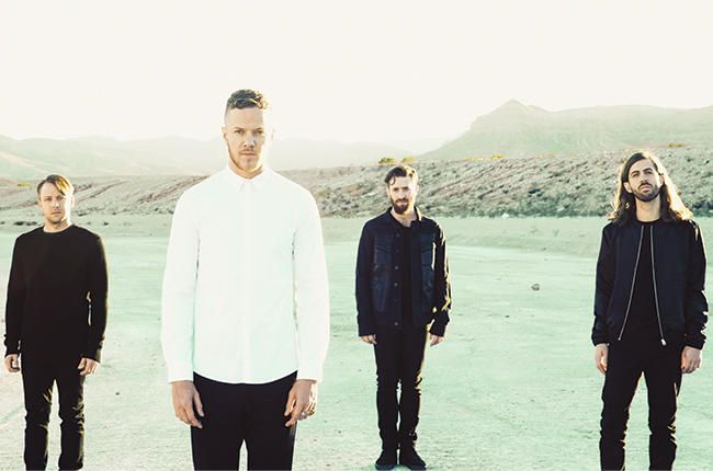 Imagine Dragons.  My Entire Life, I've Been the Black Sheep in My Family': Imagine Dragons' Dan Reynolds on the Story Behind the Hit Single 'I Bet My Life'