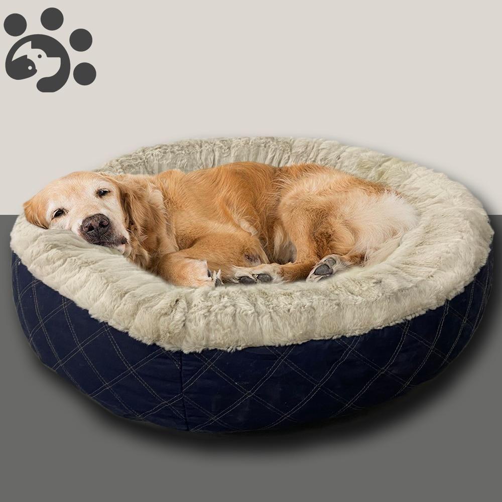 Large Round Dog Bed Round Dog Bed Large Round Dog Bed Orthopedic Dog Bed
