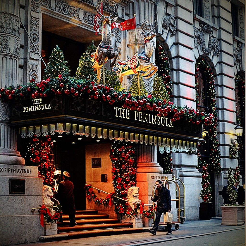 Merry Christmas From Fifth Avenue!