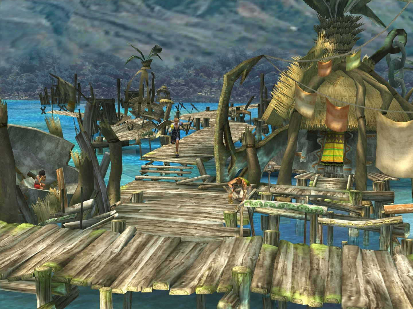 Final Fantasy X 10 Wallpaper Set3 05 KILIKA