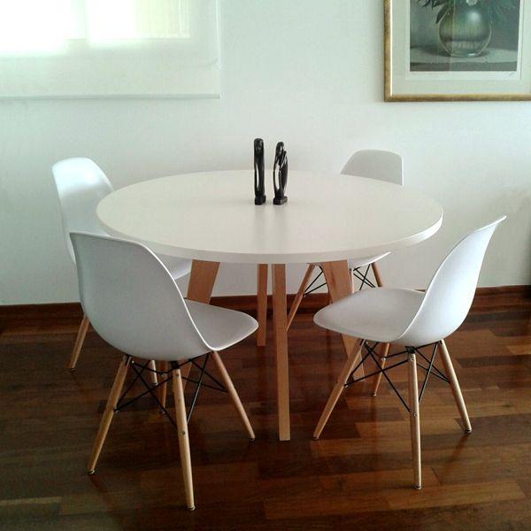 Mesa de comedor francis melam nico muebles online de for Muebles de diseno online