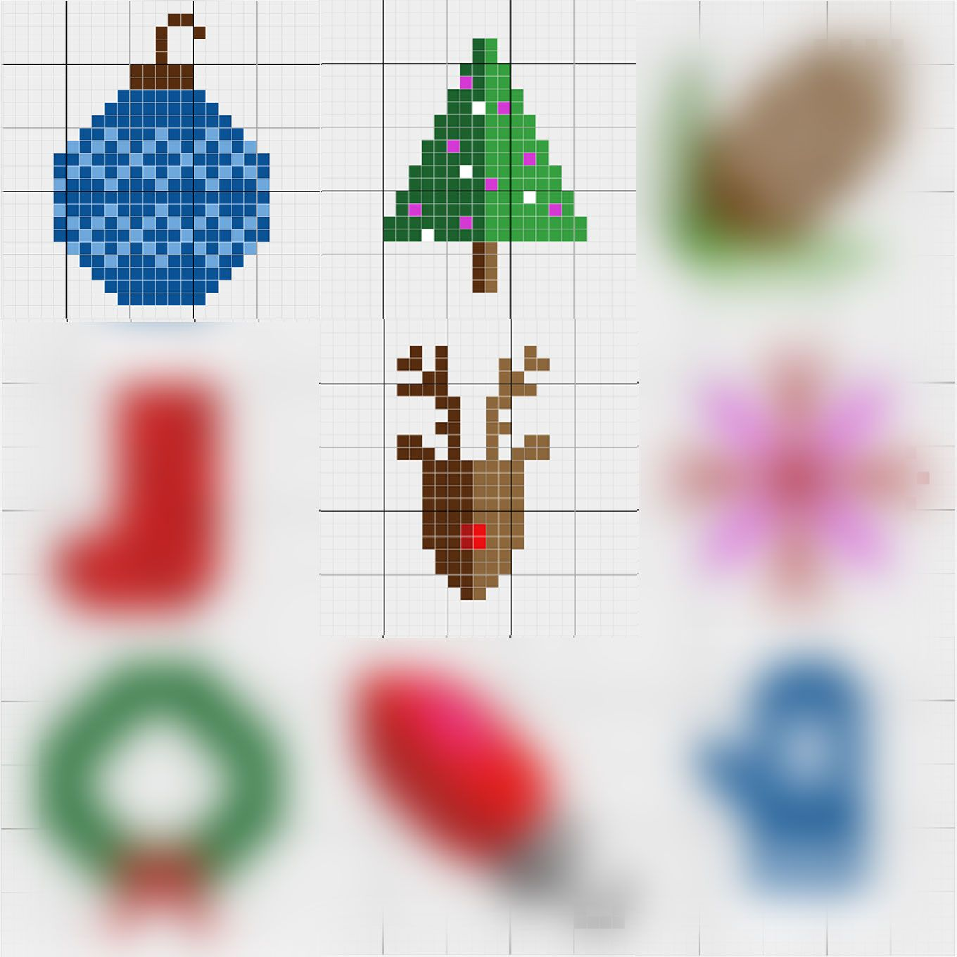 Corner to Corner Crochet Christmas Tree - Free Pattern | Crochet ...