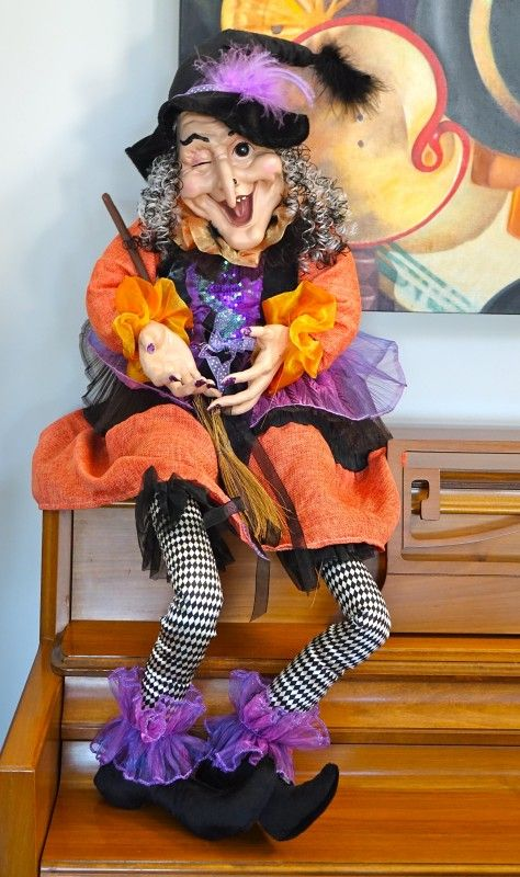 Donna Veale\u0027s Not So Scary Halloween Decorations Scary halloween - not so scary halloween decorations