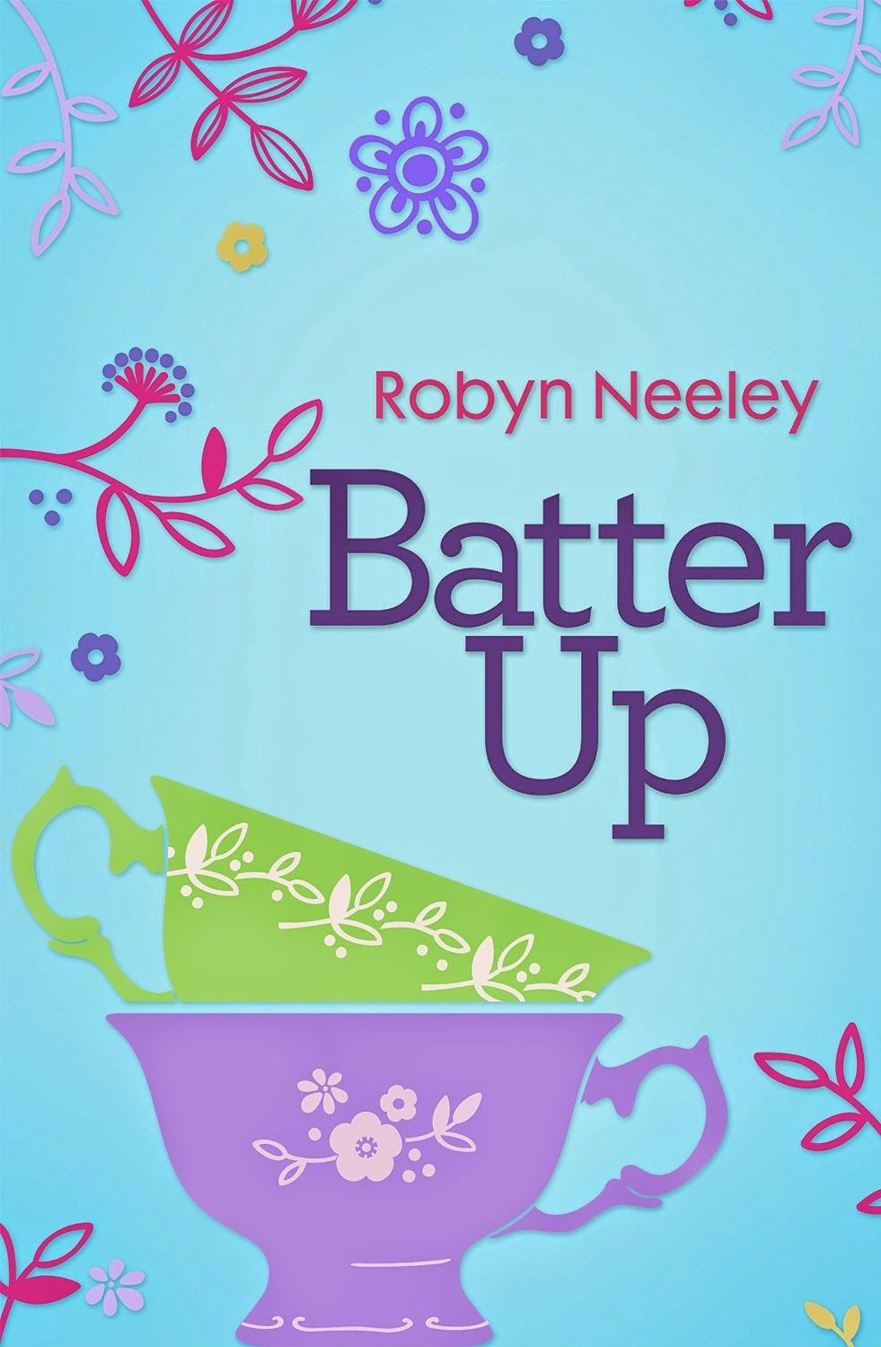 Lavender likes, loves, finds and dreams: Batter Up by Robyn Neeley