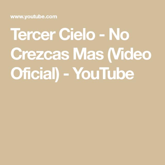 no crezcas mas lyrics in english