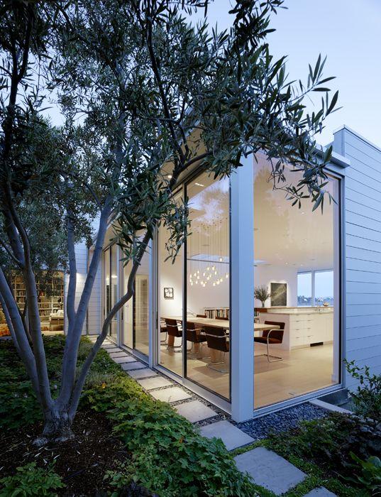 B Z Design Home Part - 35: Sausalito Serene - Enchanting Exterior | California Home + Design