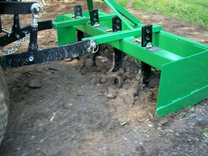 Cuatrimotos John Deere >> Box blade - MyTractorForum.com - The Friendliest Tractor Forum and Best Place for Tractor ...