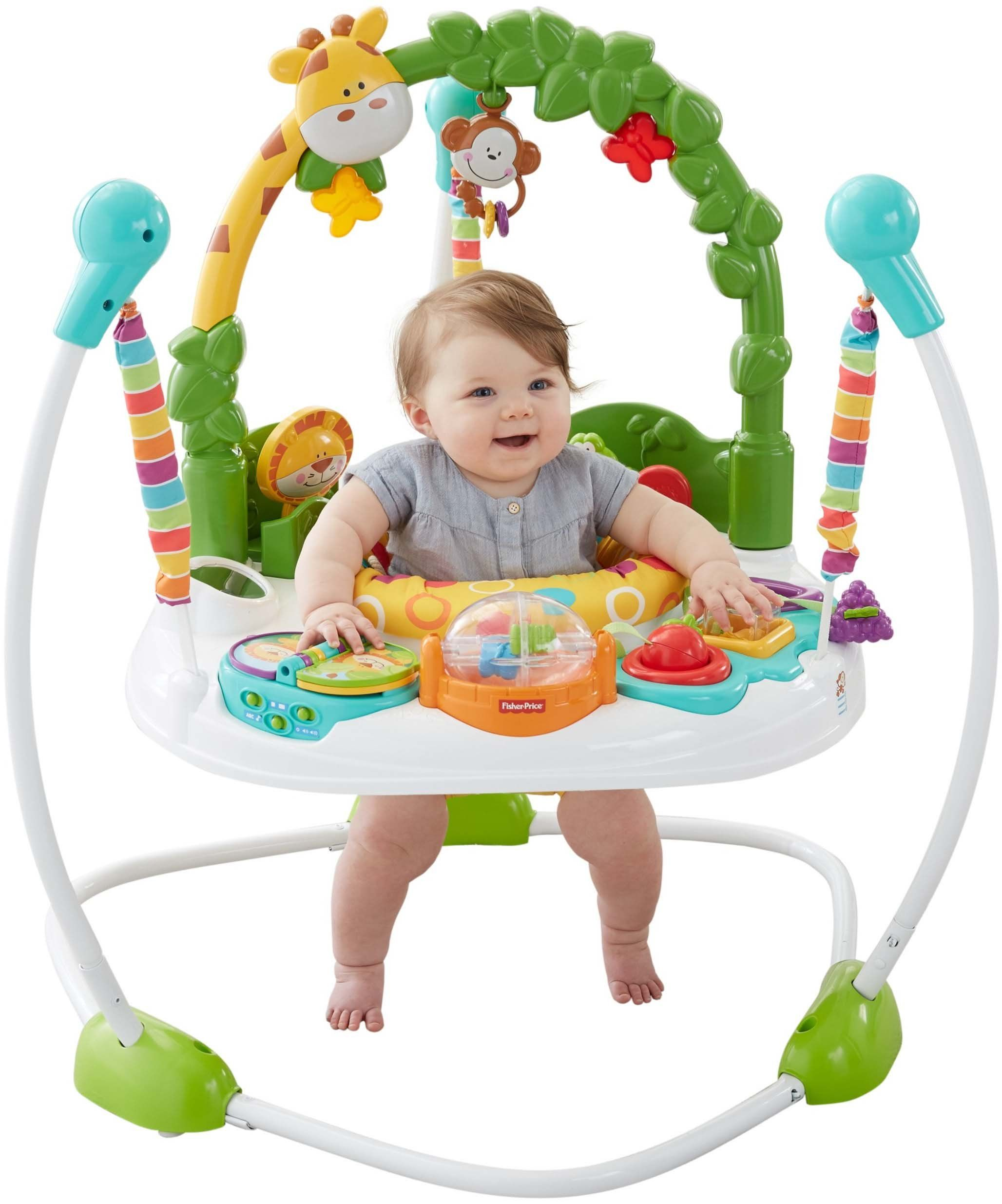 00661def5 FisherPrice Go Wild Jumperoo    Want to know more