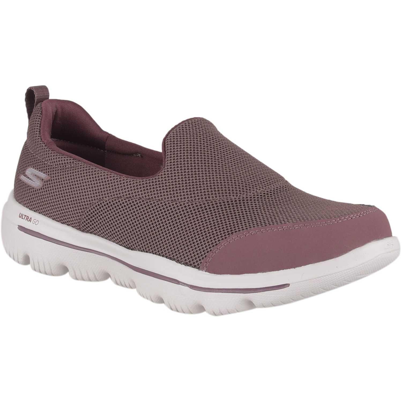 Imposible Persona a cargo del juego deportivo Capataz  Skechers go walk evolution ultra Zapatilla de Mujer | Zapatillas mujer, Zapatos  impermeables, Skechers