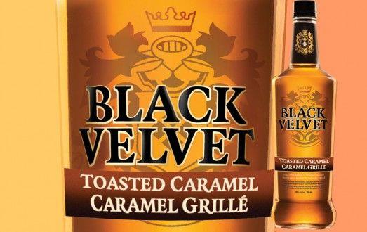 Yummy drink recipes for Black-Velvet-Toasted-Caramel-Whisky ...