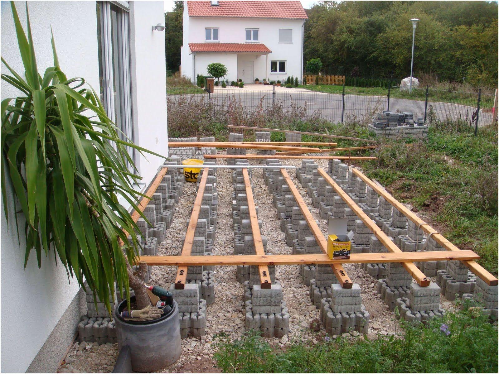 im Fall Gehört Ausstatten hochparterre terrasse bauen amazon ...