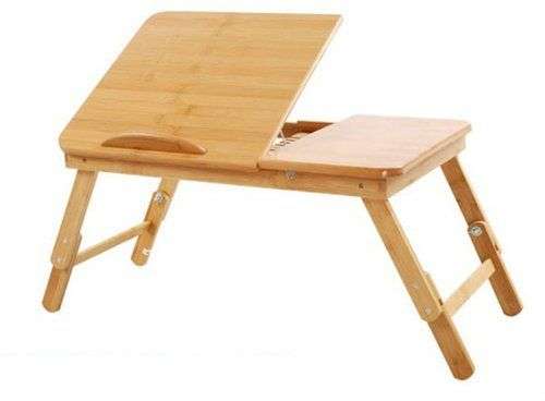 buy cheap win win bamboo laptop desk notebook table portable