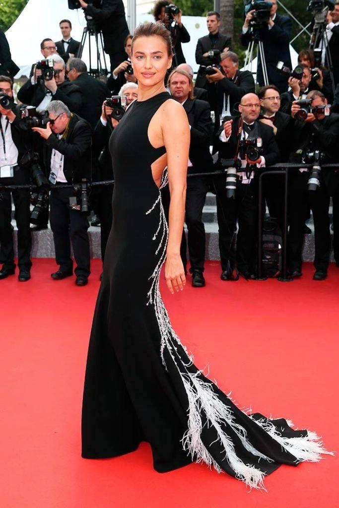 Irina Shayk Festival de Cine de Cannes 2016