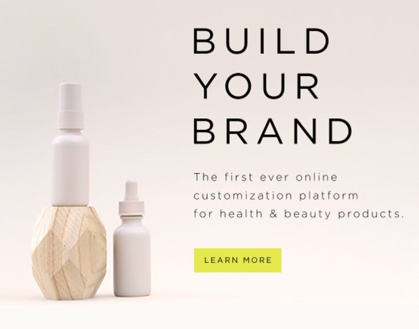 Build Your Brand In Three Simple Steps Get Started Today At Onoxa Com Entrepreneur Skincare Skinca Private Label Skin Care Skin Care Build Your Brand
