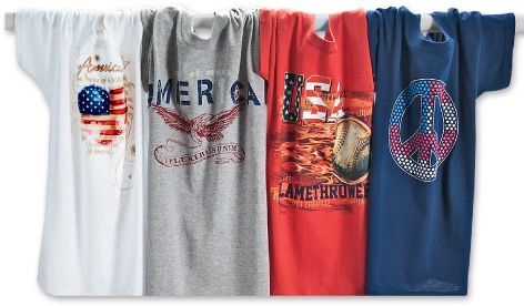 Celebrate with Fourth of July T-Shirts at Shopko.    #Shopko