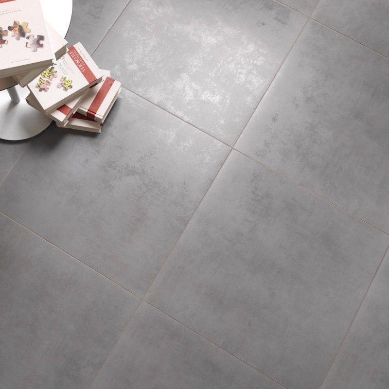 Carrelage 60x60 Gris Parquet Deco Tile Floor
